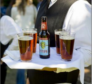 ©shani studios - Beer on tray